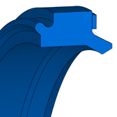 design sketch Damper Seals