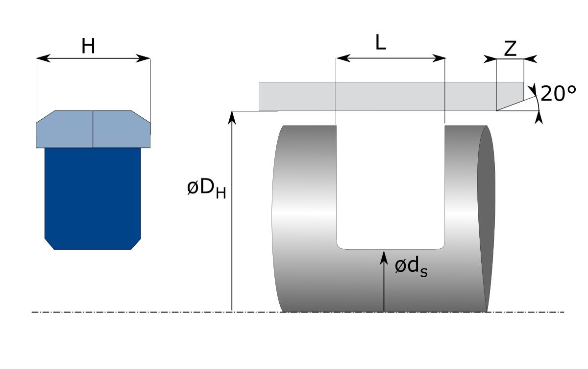 installation sketch HDP330