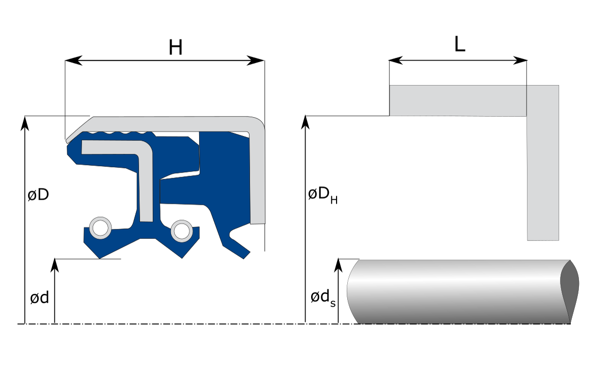 installation sketch COMBI F6